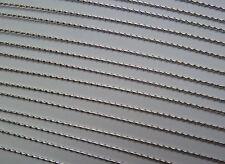 Silberdraht - Plombendraht, Stärke 1,00mm/25cm, 15 Stück