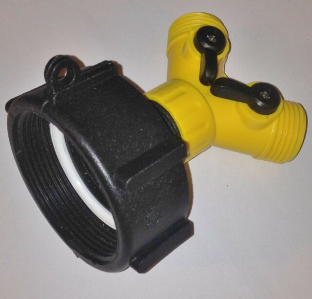 """No /""""tuning/"""" Aquaponic Super Siphon Kit #2;  perfect for an IBC cut /& flip system"""