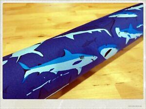 Filled-washable-new-Sharks-DOOR-draft-SNAKE-custom-sizes-Australia-made