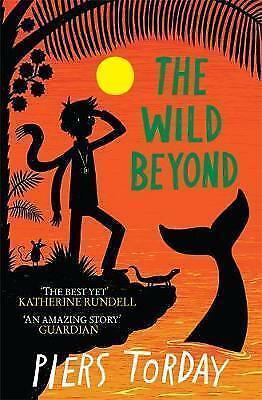 1 of 1 - The Wild Beyond (The Last Wild Trilogy)-ExLibrary