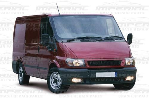 Ford Transit MK6 Passenger Rear Corner Bumper Moulding N//S LEFT 2000-2006