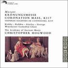 """Mozart: Kr""""nungsmesse, K 317; Vesperae solennes de confessore, K 339 (CD, Mar-1993, L'Oiseau-Lyre)"""