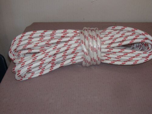 "Double Braid Polyester 1//2/""x 150 feet arborist rigging tree rope line"