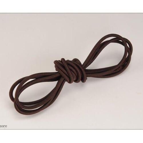 3.5mm Dollmore BJD Assembly Elastic Cord Tan color -2M
