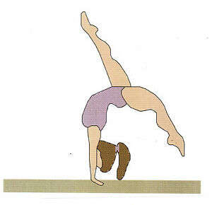 GYMNASTICS-BALANCE-BEAM-CROSS-STITCH-PATTERN-counted