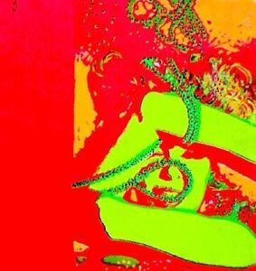 Marilyn-Monroe-1968-Bert-Stern-Silkscreen-Serigraph-Art-Last-Sitting-VTG-COA-4B