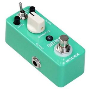 Mooer Micro Compact 039Green Mile039 Overdrive Effects Pedal MOD1 - Hertfordshire, United Kingdom - Mooer Micro Compact 039Green Mile039 Overdrive Effects Pedal MOD1 - Hertfordshire, United Kingdom