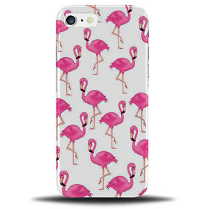 Details About Flamingo Phone Case Cover Pink Flamingos Curtain Wallpaper Design A244