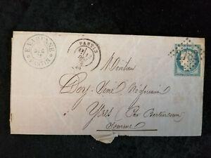 Frankreich-12-12-1875-Brief-Freimarke-Freimarken-Ceres-REPUB-FRANC