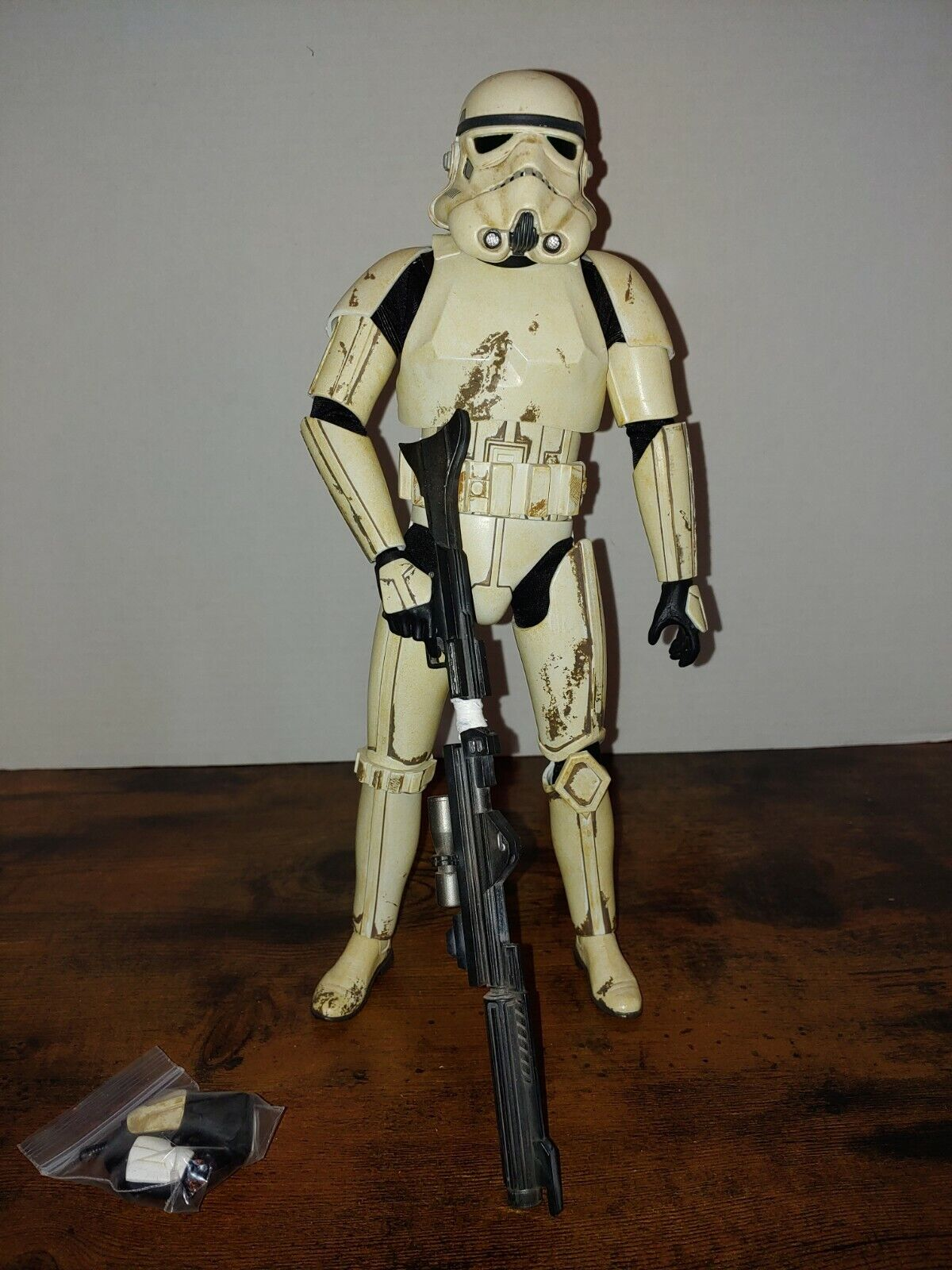 1/6 Sideshow Collectibles Stormtrooper on eBay thumbnail
