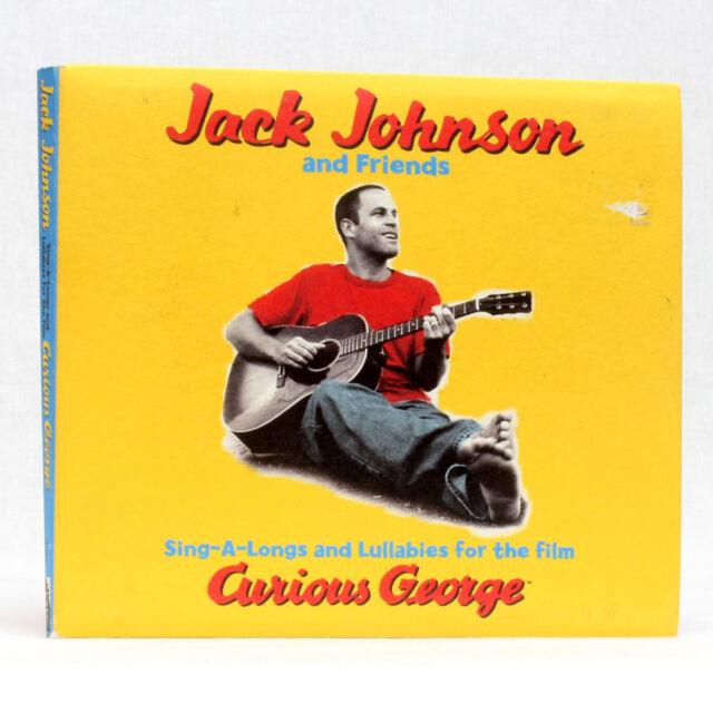 Jack Johnson-Singalongs&Lullabies-Película Curious George - Buen Estado