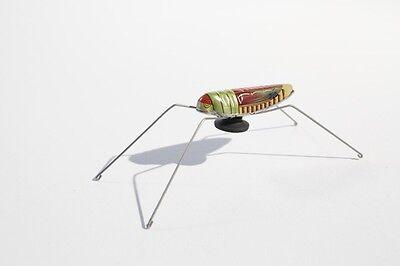 Blechspielzeug Blechspielzeug GrashÜpfer °°tin Toy °° Jouet En Tôle °° Reines Und Mildes Aroma Tiere
