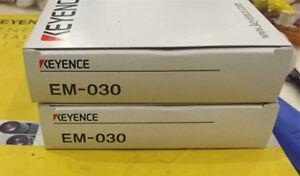1PC Keyence Proximity Sensor Switch EM-030 EM030 New in box