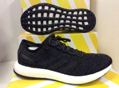 29f8a9392 2 sur 5 ADIDAS Pure BOOST BA8899 Lightweight Mens Running Trainers