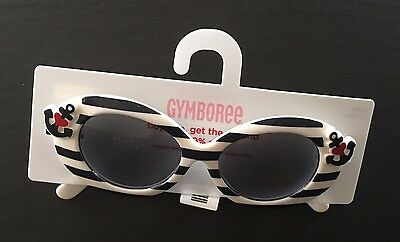 60274f63df NWT Gymboree Bon Voyage 2-4 Years Girls Navy Nautical Stripe Anchor  Sunglasses | eBay