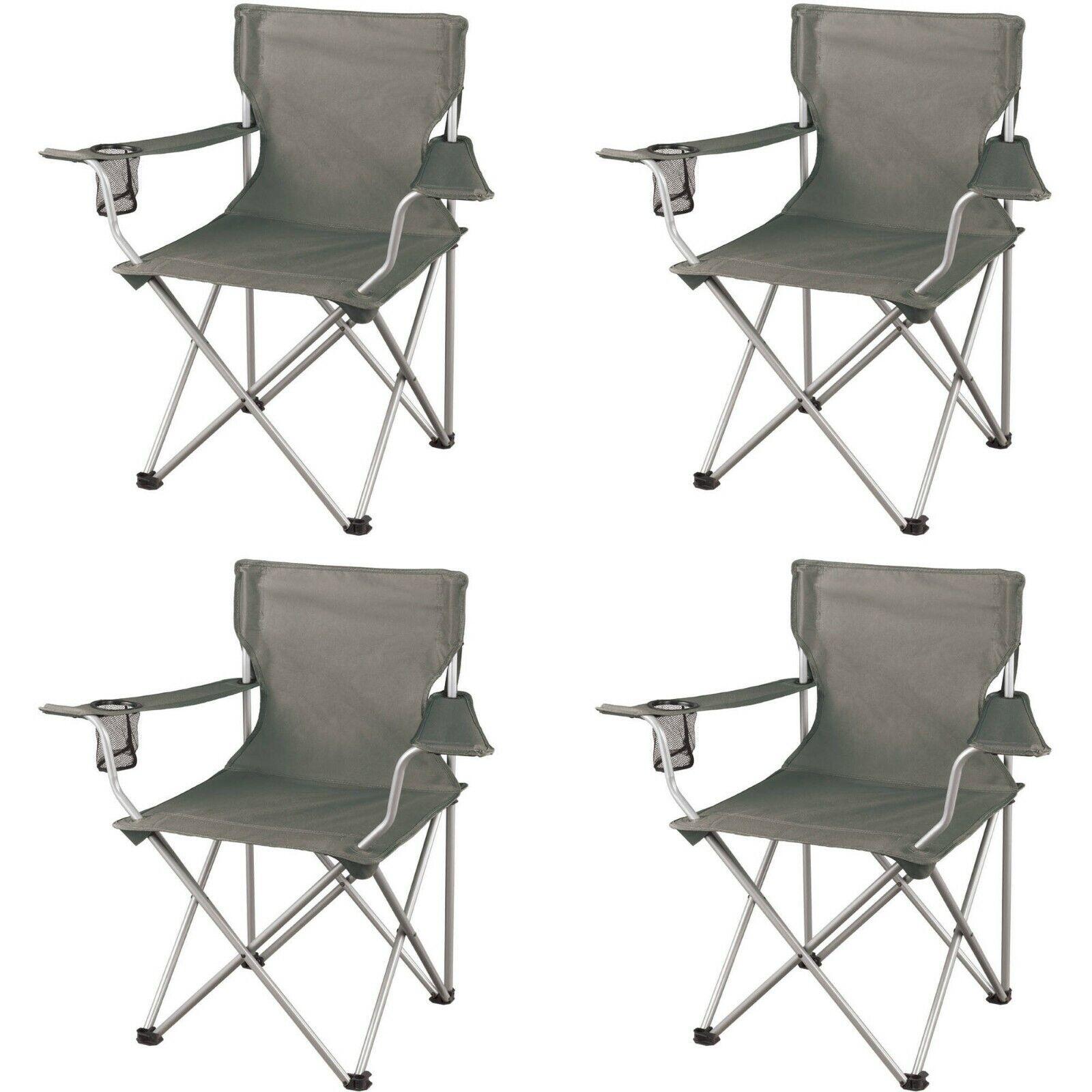 4 pack Folding Camping Stool Ultralight  Outdoor Slacker Chair for Backpack
