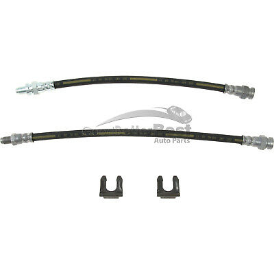 One New CORTECO Brake Hydraulic Hose Front 49378447 for Volkswagen VW