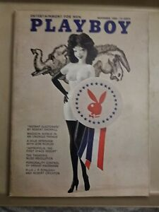 Playboy-November-1968-Free-Shipping-USA-Very-Good-Condition