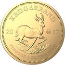 2017 1-Oz. Privy South African Gold Krugerrand Coin