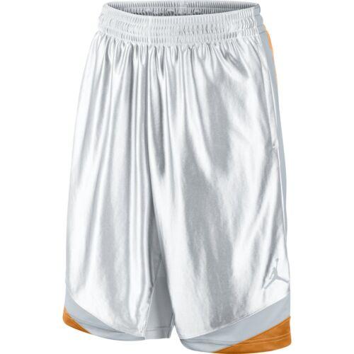Court da Vision Jordan Grigio Pantaloncini bianco basket kumquat 576638 lupo Uomo 105 dfqEt