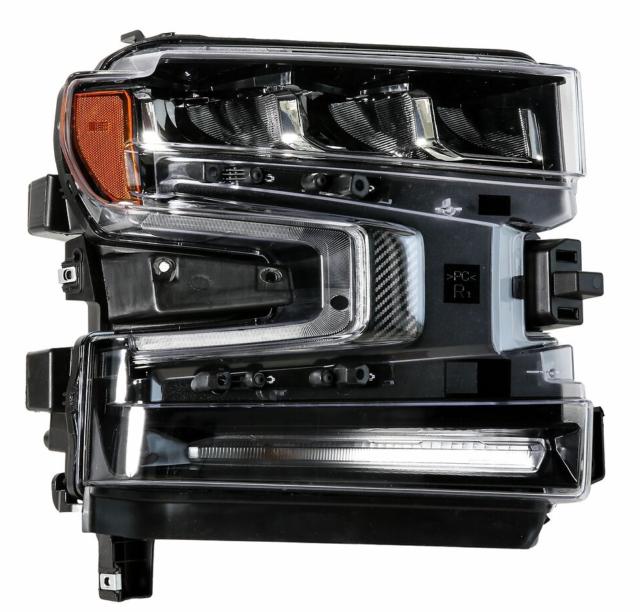 For 2019 2020 Chevrolet Silverado 1500 LED Headlight OEM 84621851 RH Lamp