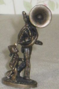 Olszewski - To The Bandstand - Statuette - Artisan Dollhouse Miniature OLS66B