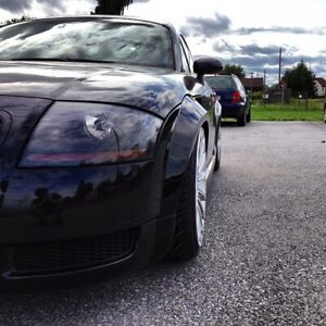 Muecke-Kotfluegel-GFK-verbreitert-3-cm-breiter-pro-Seite-Audi-TT-8N