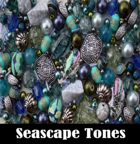 Mixed Jewellery Making Beads