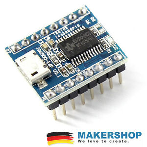 JQ6500-Voice-Sound-USB-16-MBit-Modul-MP3-Arduino-Raspberry-Pi