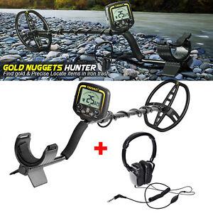 NEW Metal Detector Waterproof Treasure Hunting Gold Digger