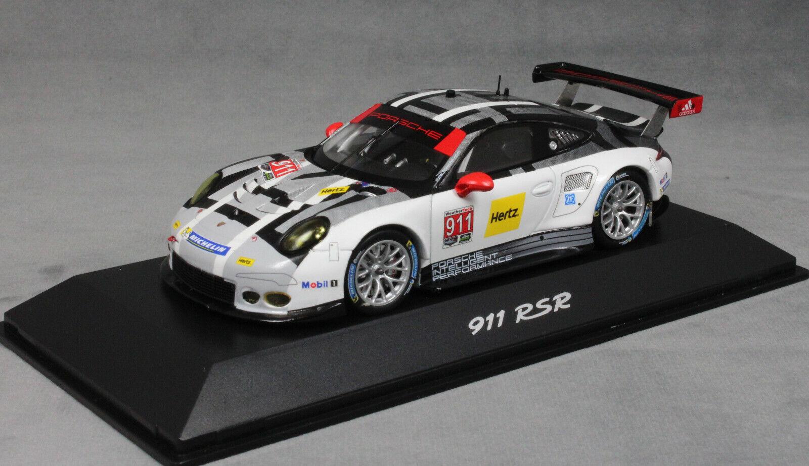 Spark Porsche 911 991 RSR RSR RSR Daytona 24H 2016 Estre Tandy Pilet WAP0201480H 1 43NEW 794092