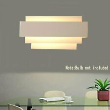 41eb7bf3bf8a Unimall Modern LED Internal up Down Wall Sconce Lights 6w Cool White ...