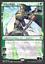 Magic-the-Gathering-x2-Vivien-Champion-of-the-Wilds-japonais-Alternate-Art-Near-Comme-neuf-War-of miniature 1