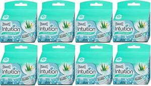 24x Wilkinson Intuition Naturals Sensitive Care Rasierklingen