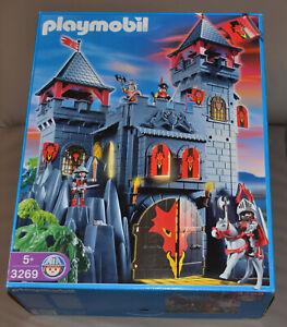 Playmobil-3269-Drachenfestung-Ritterburg-Neu-OVP-factory-sealed