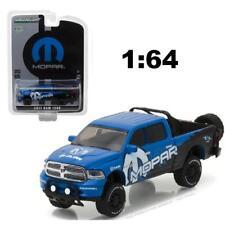 Greenlight 1/64 MOPAR 2017 RAM 1500 Truck Blue / Black Hobby 29887