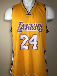 Details about RARE Kobe Bryant #24 Los Angeles Lakers Retirement Jersey SGA Giveaway 12/18/17