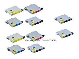 10-non-oem-INK-FOR-EPSON-60-T060-STYLUS-C68-C88-CX3800-CX3810-CX4200-CX4800