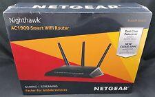 New Netgear Nighthawk AC1900 1300 Mbps 4-Port Gigabit Smart WiFi AC Router R6900