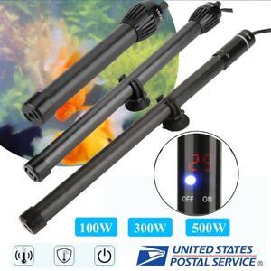 100-300-500W-LED-Aquarium-Submersible-Water-Heater-for-Fish-Tank-US-Plug-110V