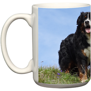 Image Is Loading Bernese Mountain Dog Coffee Mug Pet Accessories Christmas