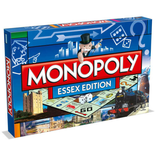 Choose from Editions Perfect Christmas Gift MONOPOLY Official Family Game