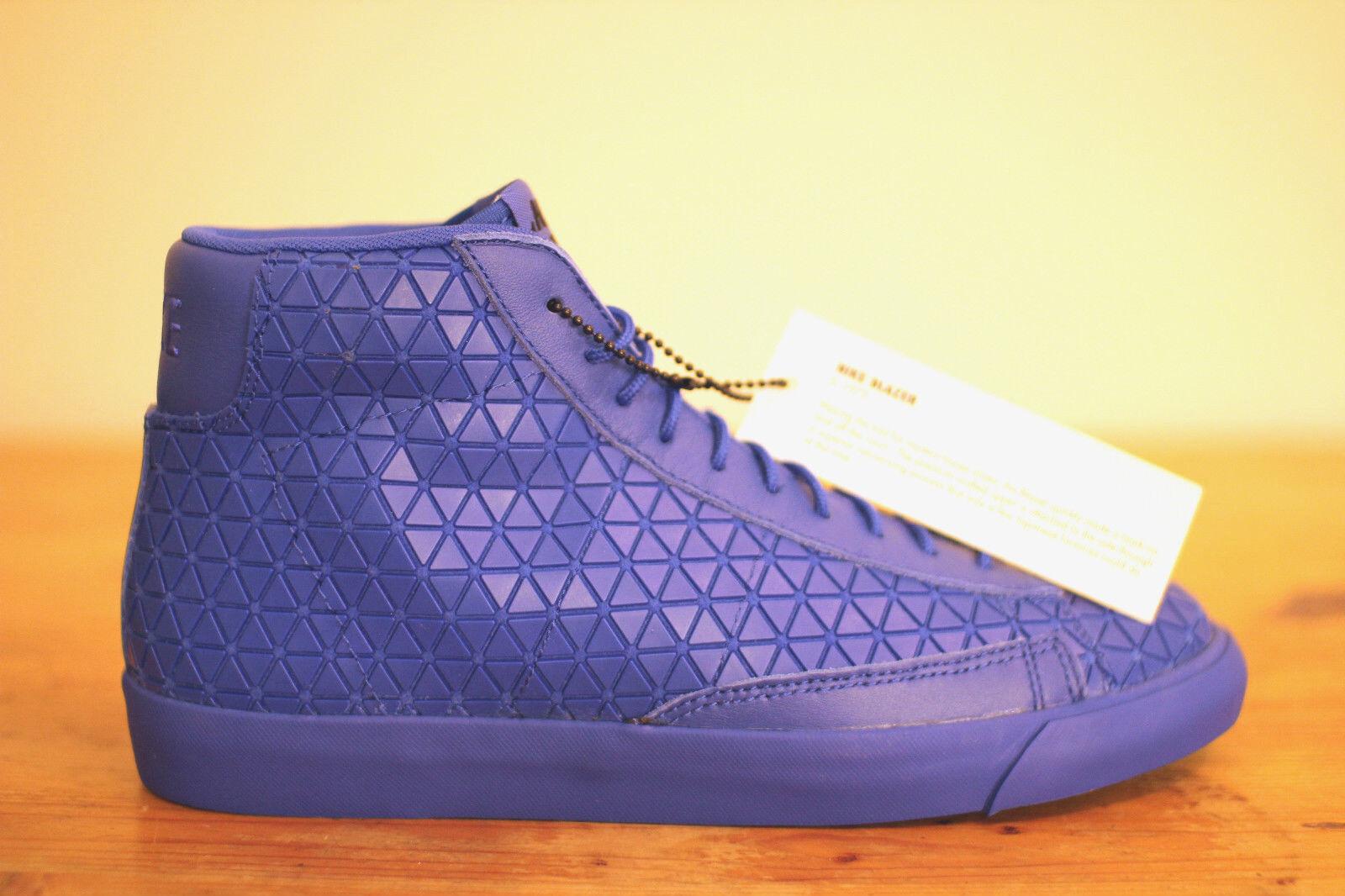 Nike Blazer Mid Metric QS Royal bluee Gr. 45 UK 10 NEU & OVP Jordan