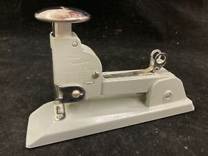 Vintage Swingline Stapler No 13 Made in USA Heavy Duty Nice Working Condition
