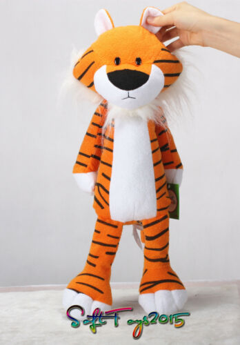 Figure Sweet Sprouts Tiger Plush Toy Handmade Stuffed Animal Doll Xmas Gift 18''