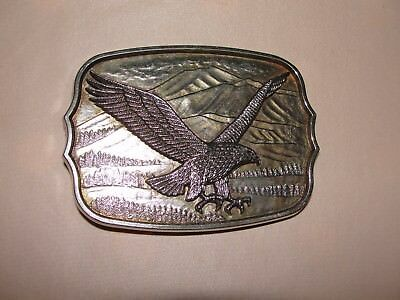 Bellissimo Eagle Buckle-mostra Il Titolo Originale