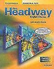 New Headway English Course. Pre-Intermediate. Students Book Part A von John Soars und Liz Soars (2000, Geheftet)