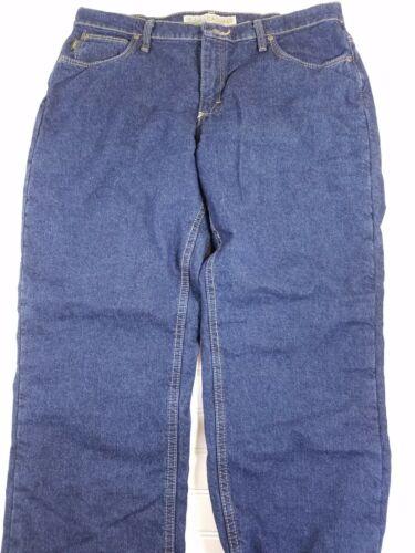 G11 Cabela's Casuals Men's Lined Blue Denim Jeans