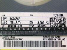 5 Stück TOSHIBA TC7S66F Bilateral Switch SMD SSOP5 (M4844)