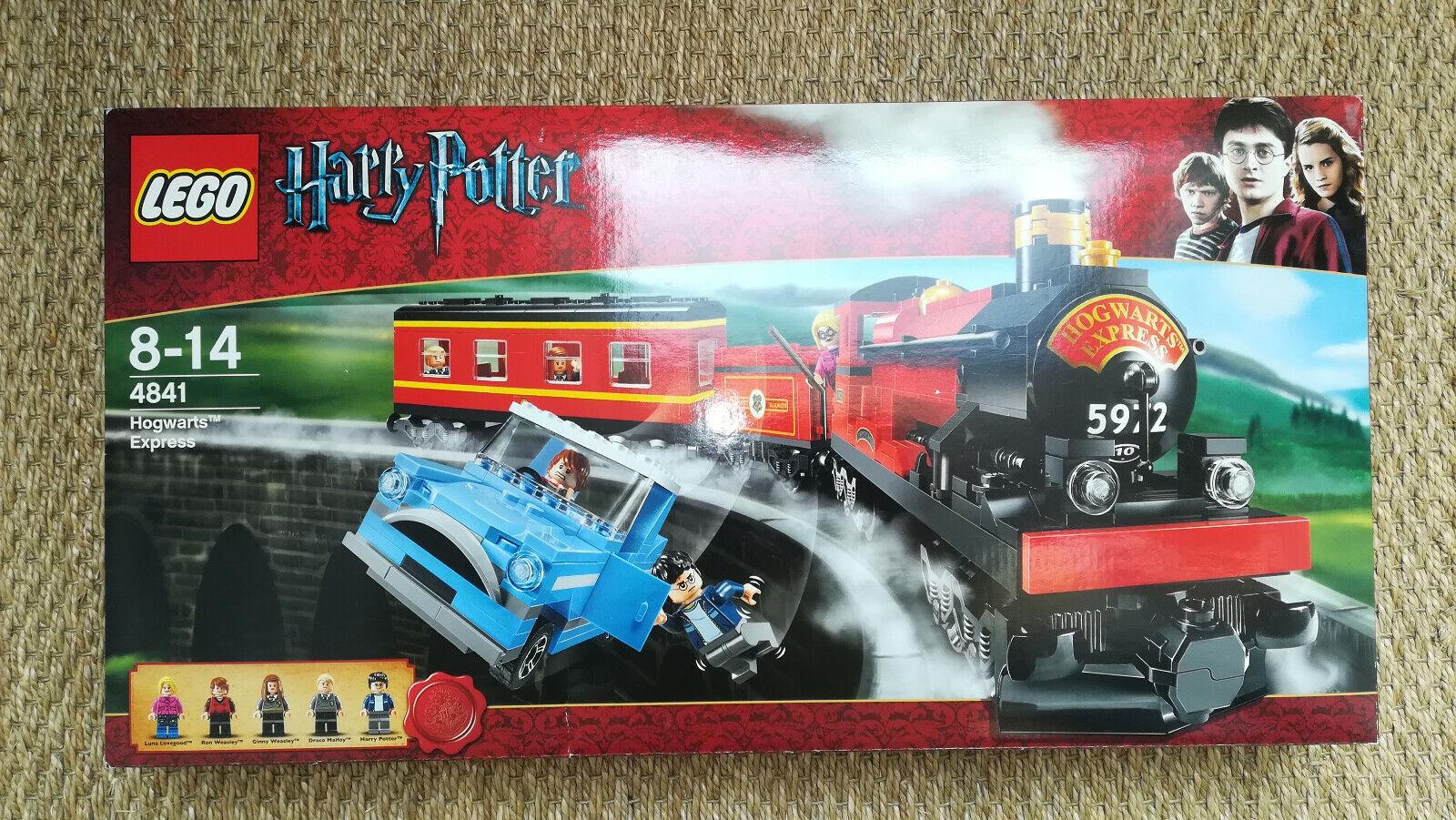 LEGO NEUF scellé Harry potter potter potter train Le Poudlard Express 4841 231afe